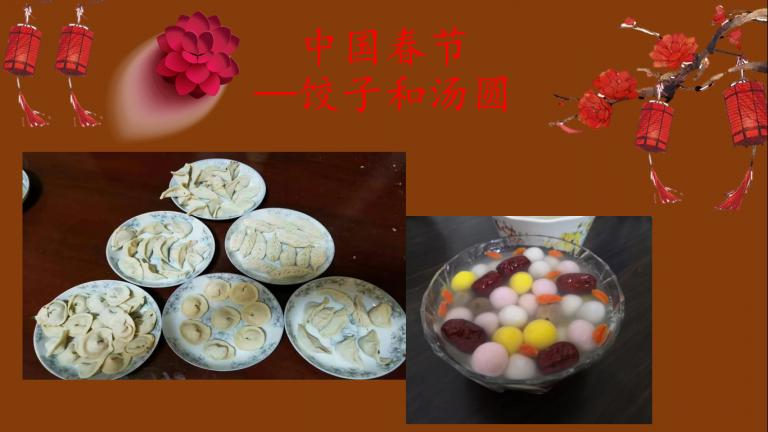 二等奖 中国春节